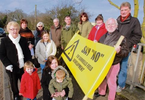 Witham: Residents fear housing plans mean Hatfield Peverel could soon merge with Wi