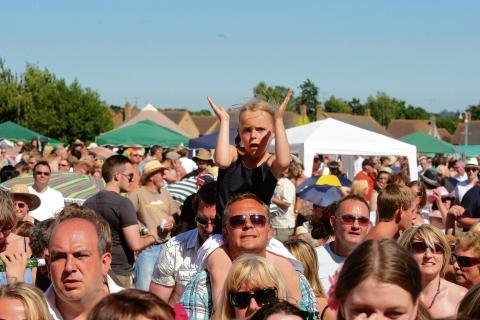 Witham: Kelvedon festival to make a comeback