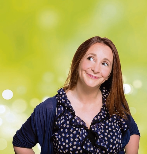 Braintree: Comedian Lucy Porter back on tour