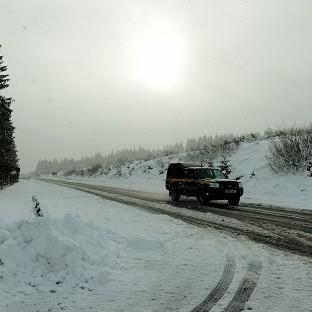 A return of snow and sub-zero temperatures could cause travel disruption