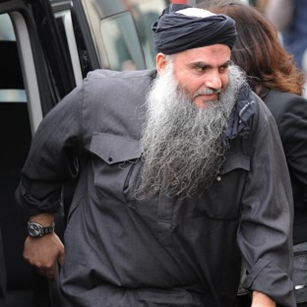Abu Qatada was arrested by UK Border Agency officials, days ahead of the Government's latest deportation bid in court