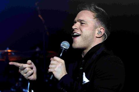 Olly Murs hoping for first Brit Award win after best single nomination