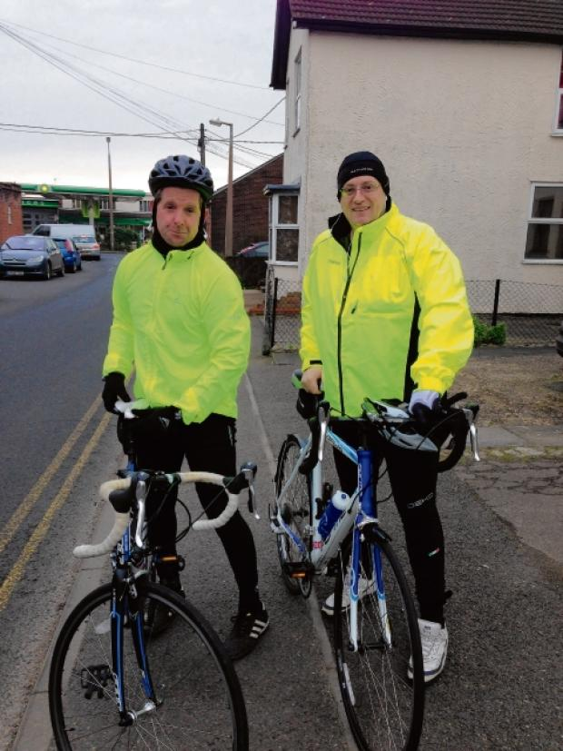 Braintree district: London to Paris cyclists plan fundraising golf day