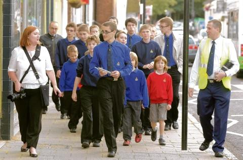 Witham: Youngsters to take over empty High Street units for week of action