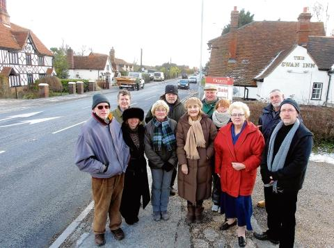 Braintree: Landowners accused of 'scaremongering' over homes plam