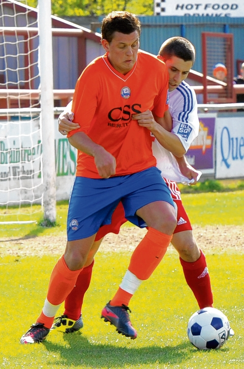 With Holman struggling, Braintree make the Wright move