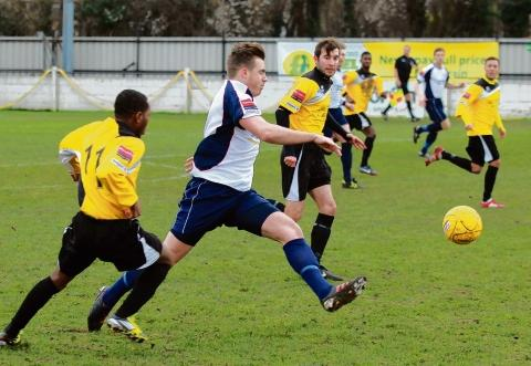 Stevens' doubel ensures a winning return for Witham