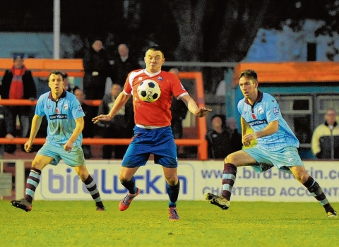 Ipswich Town visit as Braintree Town honour one of their greats