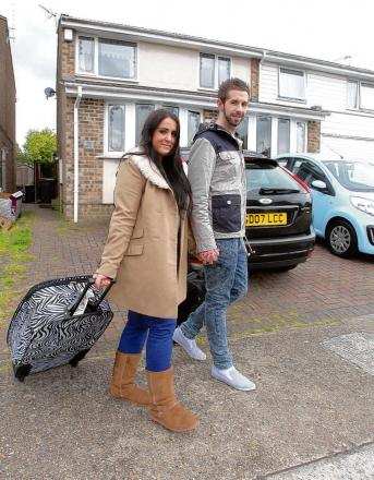 Braintree: Couple to appear in BBC3 program on moving out for the first time