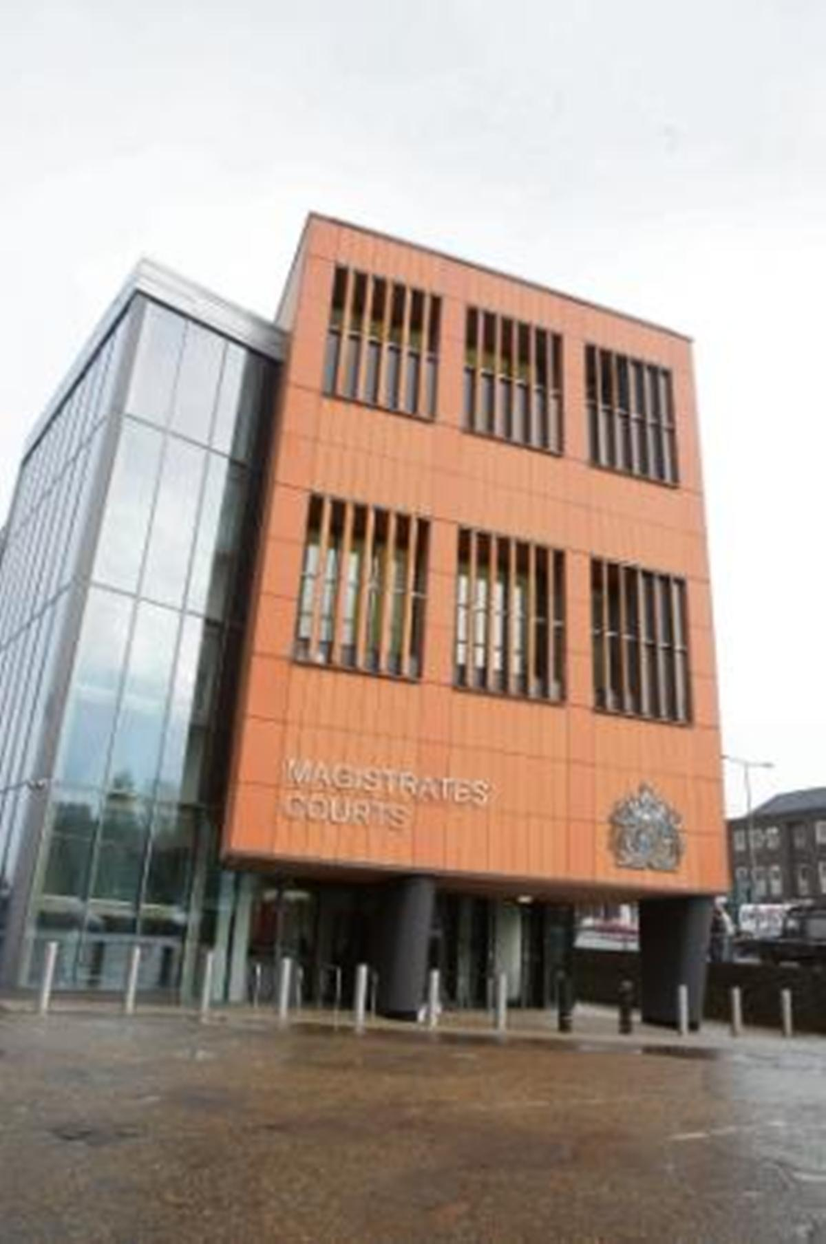 Abused - Defendant told to put up with racist abuse