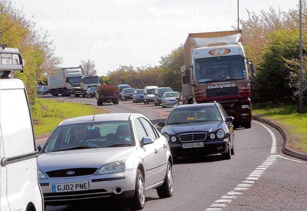 Minister lobbied over A120