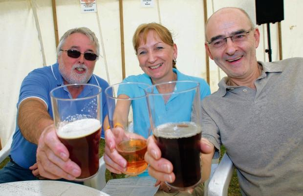 Witham: Beer festival hailed a success