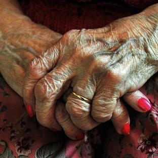 Braintree and Witham Times: The Alzheimer's Society said that more than a third of people with dementia only leave their homes once a week