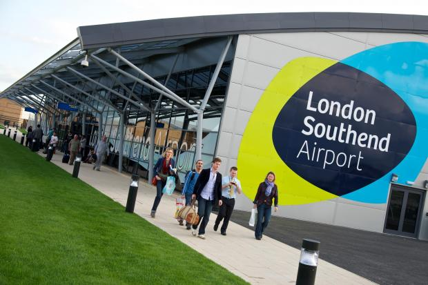 Man lands in Southend Airport with drugs from Amsterdam