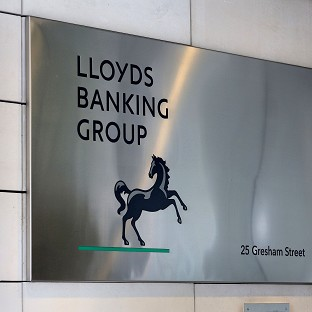 The Government is to sell 6 per cent of Lloyds Banking Group
