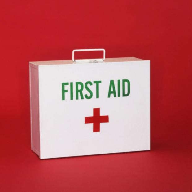 First aid courses for care of children in Dunmow