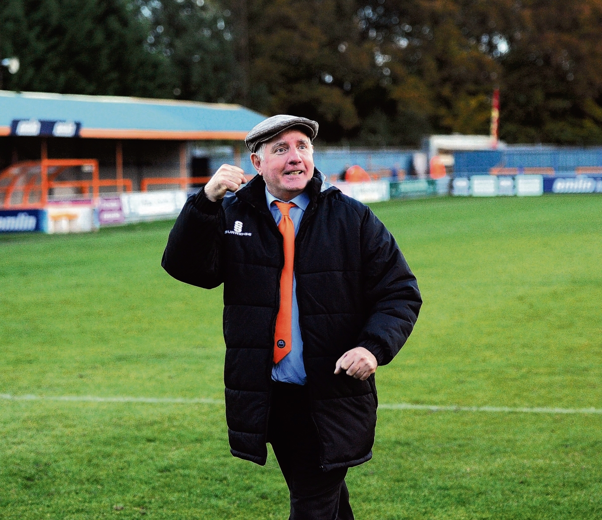 Devonshire's delight as Braintree do the double over Wrexham