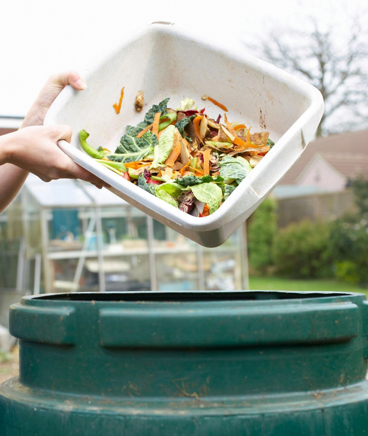 Waste Busters explain how to reduce food waste