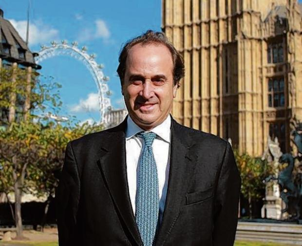Braintree and Witham Times: Current Braintree MP Brooks Newmark