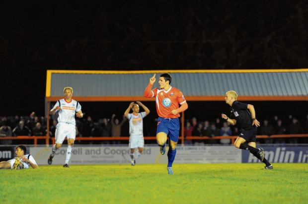 Braintree shrug off the miles with stunning show at Southport