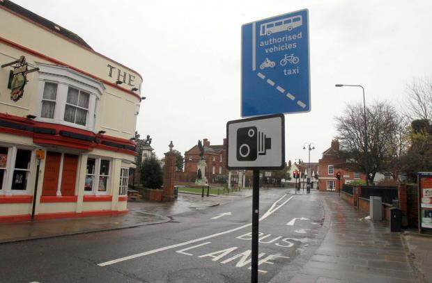 Braintree and Witham Times: County Hall waives £1 million Colchester bus lane fines