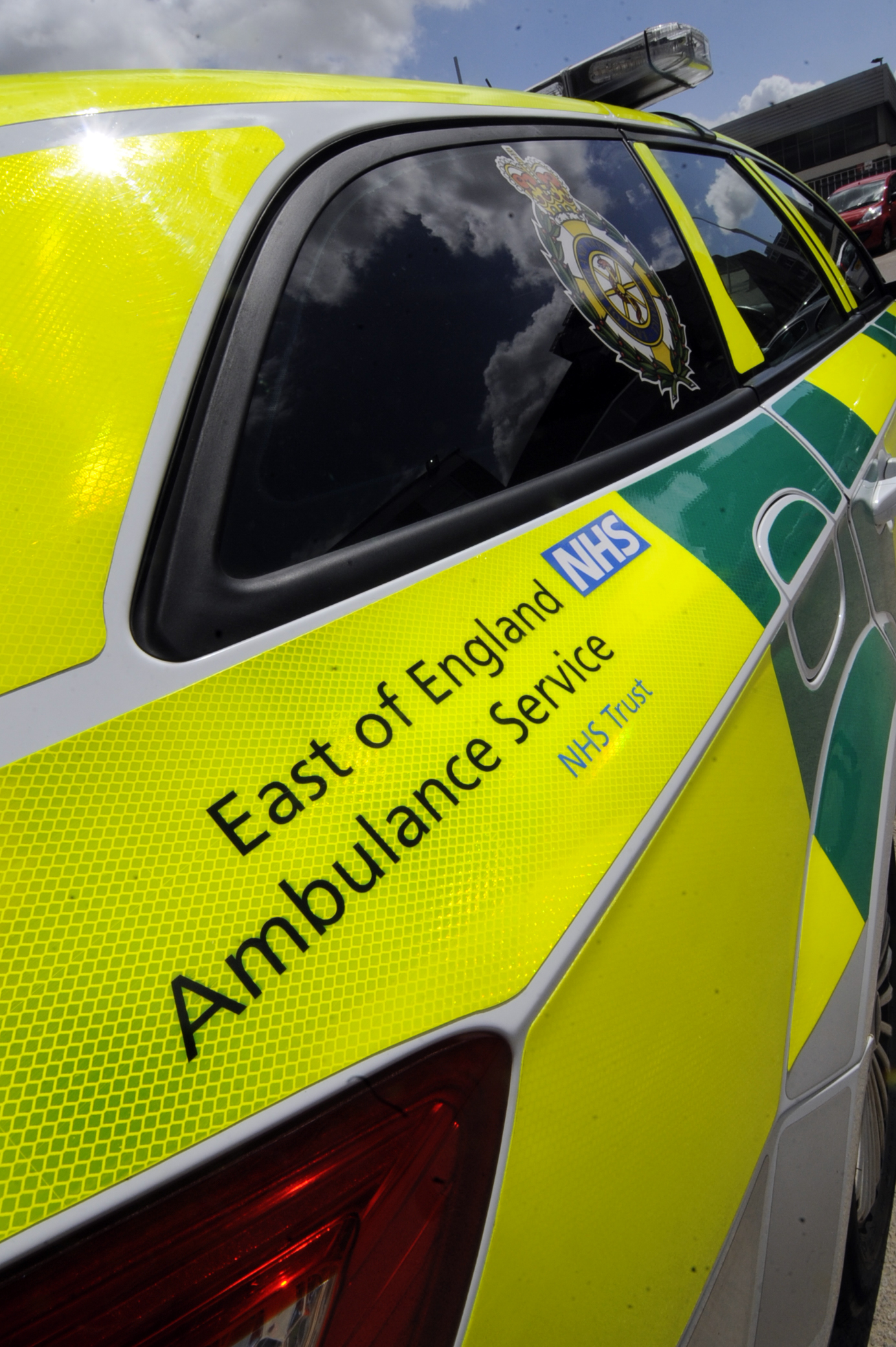 Increase in New Year ambulance 999 calls in Essex