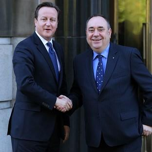 Pressure is mounting on David Cameron to enter into a face-to-face debate with Alex Salmond o