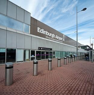 Braintree and Witham Times: Edinburgh Airport has started the process of reopening after being evacuated