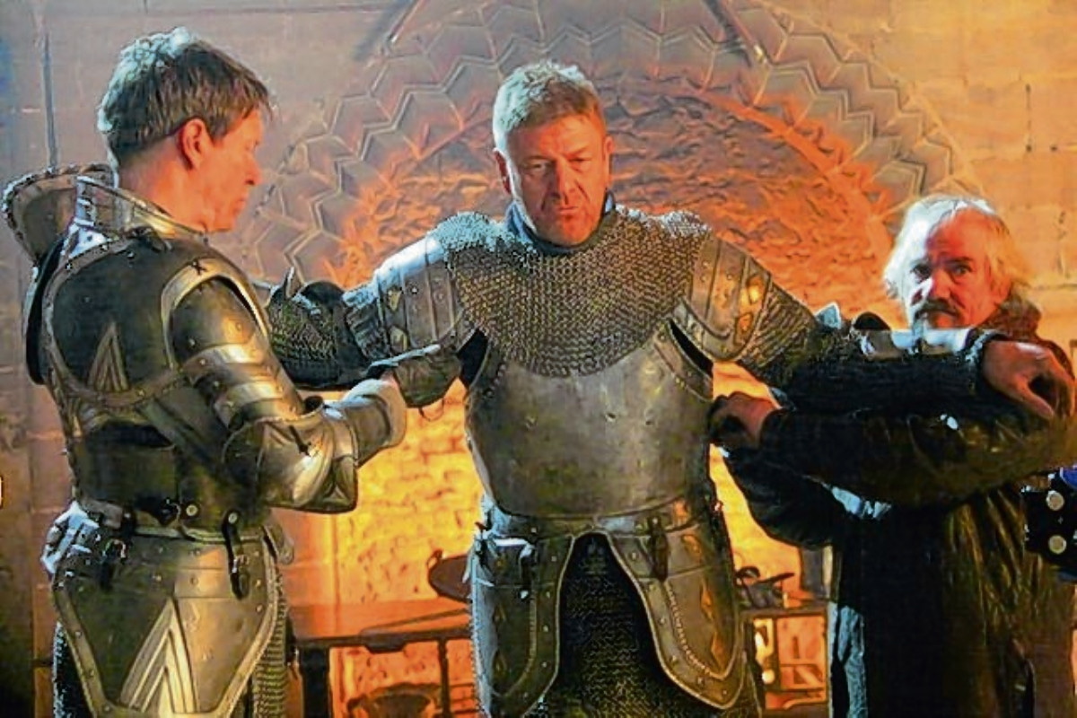 High hopes Sean Bean will return to Hedingham Castle for film