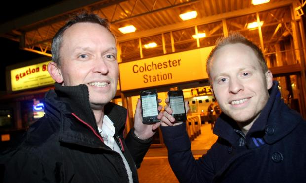 Braintree and Witham Times: Commuters claim £12,000 in compensation in just one month