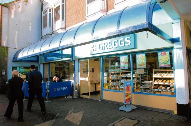 Bakery staff to lose jobs as Greggs announces cutbacks