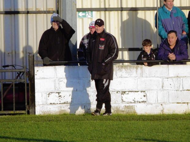 Witham Town boss left frustrated by missed chances