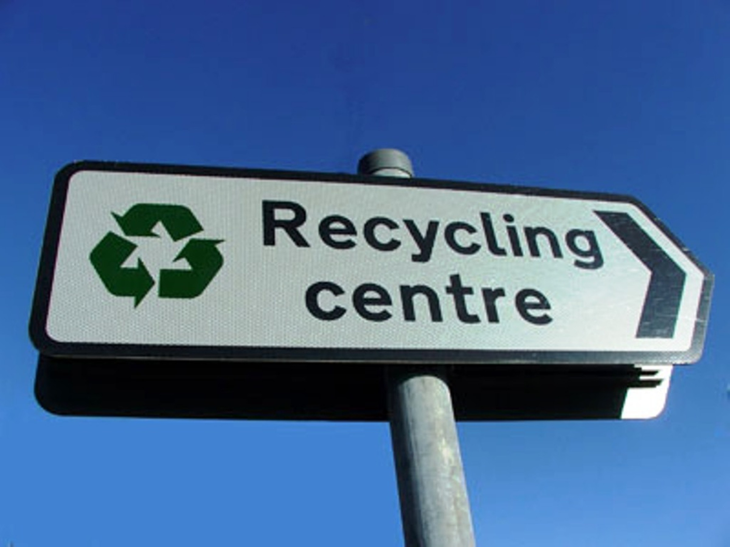 Braintree in top three for recycling