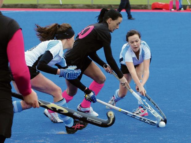 Braintree and Witham Times: Phoenix Hockey Club encourage women to take up the sport