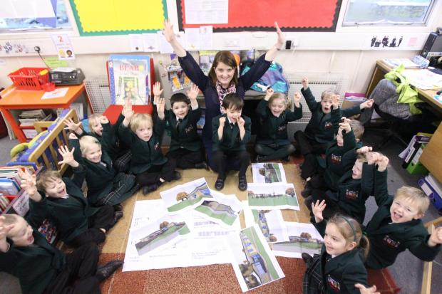 Braintree and Witham Times: School sets sights on £1million rebuild