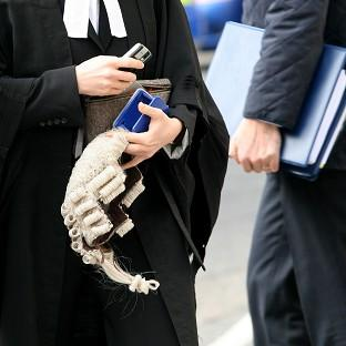 Cardiff Crown Court is one of 10 UK courts taking part in an 18-month l