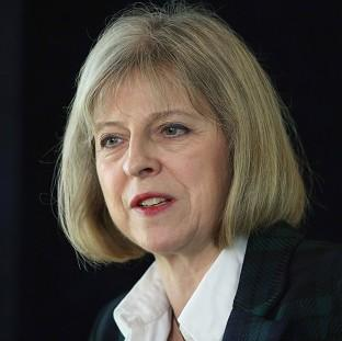 Braintree and Witham Times: Home Secretary Theresa May told MPs that she was working with Foreign Secretary William Hague on 'further support' which could be offered to refugees