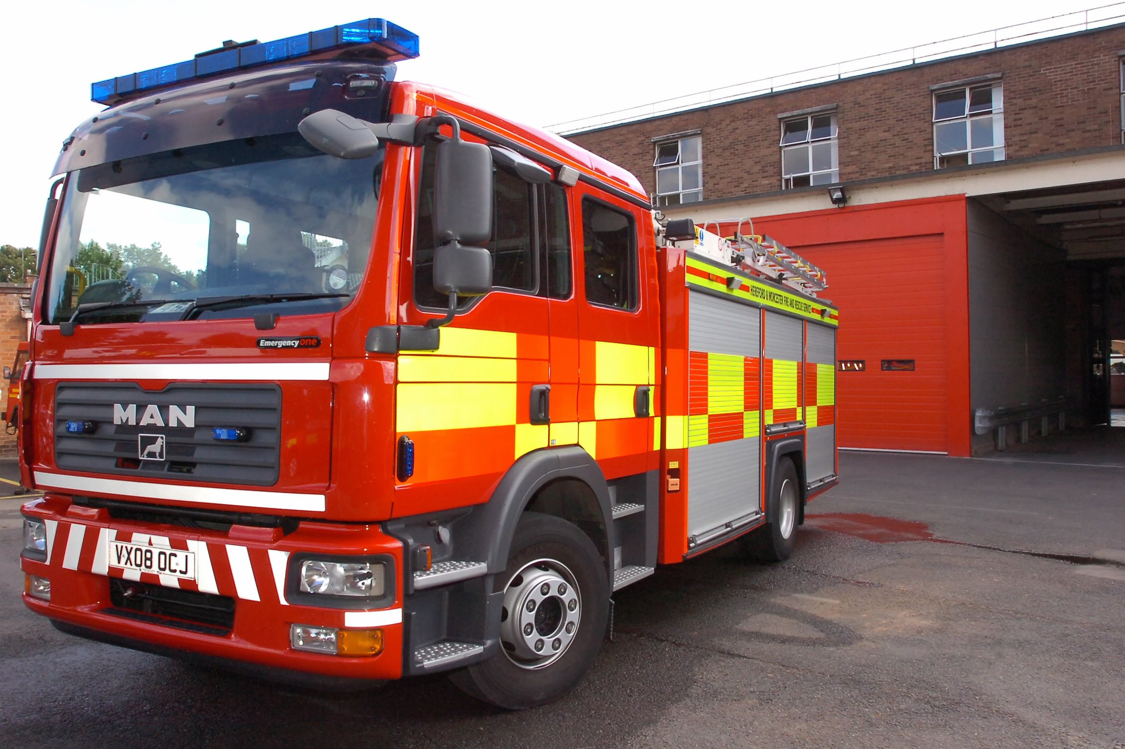 One person rescued in Braintree flat fire