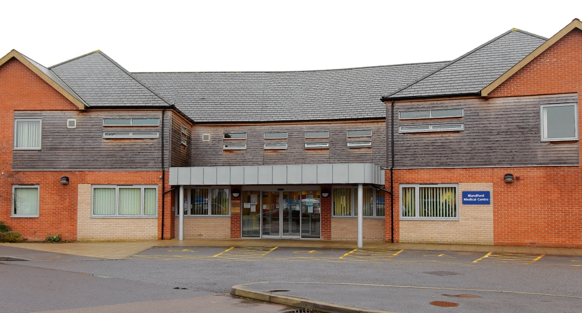 Blandford Medical Centre in Braintree