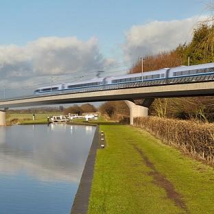 The Government said it was not in the public interest to make the HS2 report public