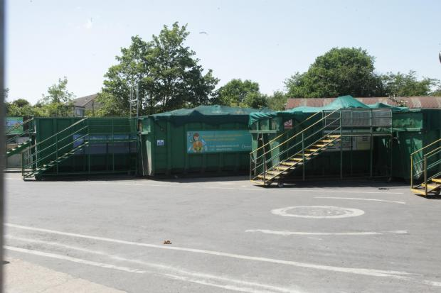 Fears recycling centres could close as county council eyes savings