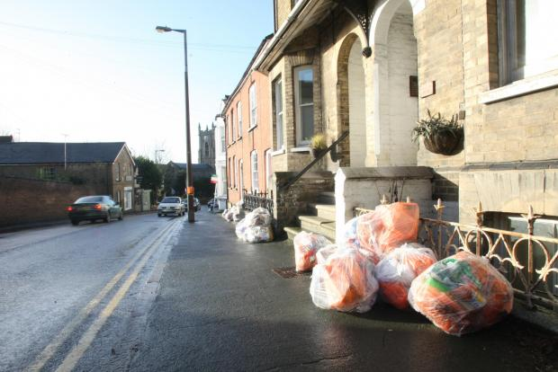 New rubbish routes could save council cash
