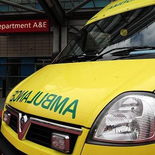 Ambulance workers in Yorkshire have walked out for 24 hours