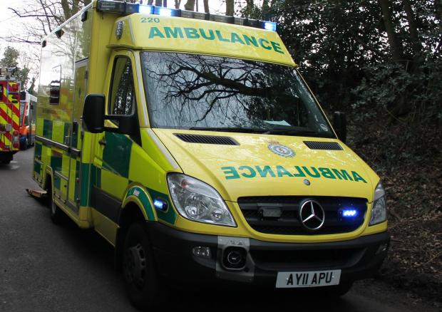 Ambulance service issues safety warning after elderly man suffers DIY injury