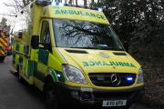 Ambulance called to Great Leighs following one car incident