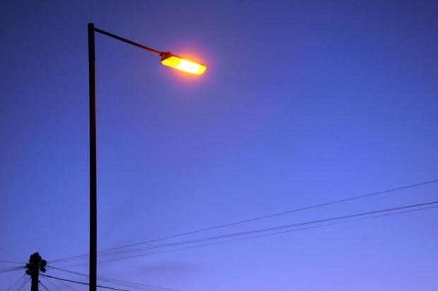 Villagers say no to street light switch on proposal