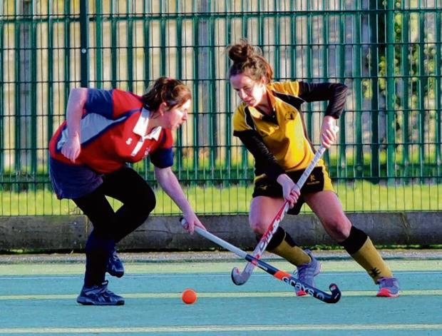 Improved performance sees Witham ladies hammer Brentwood