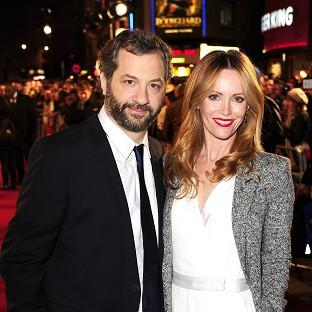 Judd Apatow and Leslie Mann have been married for 16 years