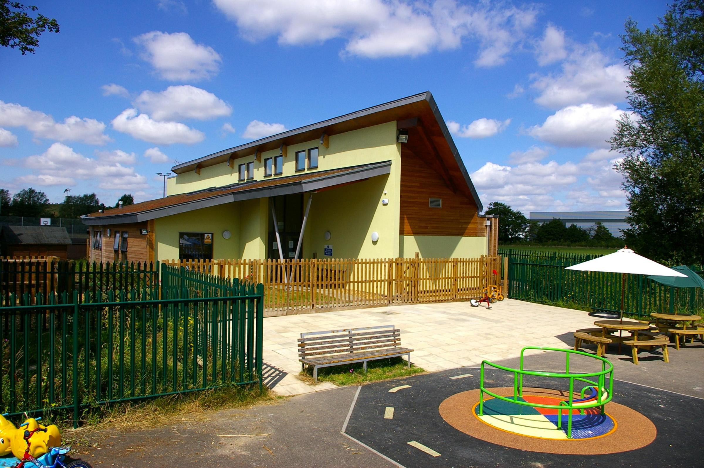 Staff at Parc children's centre praised by inspectors