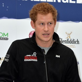 Prince Harry will be at Goodwood as part of an Endeavour Fund event